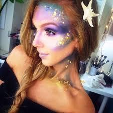 Ariel Mermaid Halloween Costume 25 Mermaid Makeup Ideas Ariel Makeup