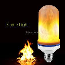 why led light bulbs flicker led light bulb flickering flame light 2835smd led beads atmosphere