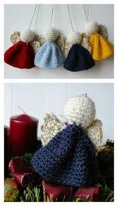 ornaments free crochet pattern