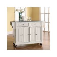crosley furniture kitchen cart crosley furniture granite kitchen cart other clrs products