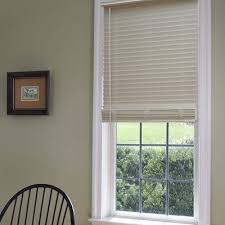 38 Inch Window Blinds Cordless Fauxwood Blind Blinds Com