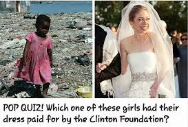 chelsea clinton wedding dress chelsea clinton labelled a hypocrite for urging to give