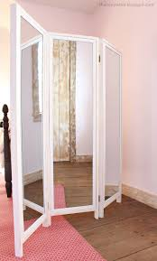 Mirror Room Divider by Ana White How To Build A Mirrored Changing Screen With Pin