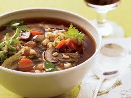 mushroom barley soup recipe grace parisi food u0026 wine