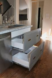 Kitchen Cabinet Drawer Rollers Kitchen Cabinet Drawer Slides Use The Kitchen Drawer Slides