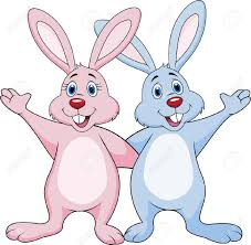 rabbit couple stock photos royalty free rabbit couple images and