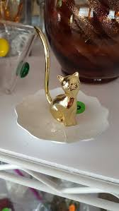 antique cat ring holder images Kitten ring holder general in allen park mi offerup jpg