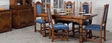 handmade dining room tables bespoke english oak furniture handmade to order in kent tudor oak