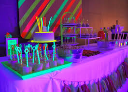 Neon Themed Decorations Fluorescent Party Images Reverse Search