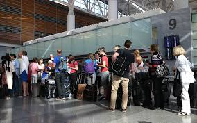 thanksgiving air travel the best and worst airports for thanksgiving travel leisure