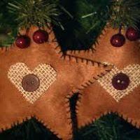 primitive ornaments to make decore