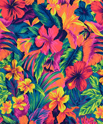 Flower Fabric Design Womens Swimwear Cancun Swimsuit Adjustable Thong In Hawaiian