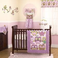 Purple Nursery Bedding Sets Purple Owl Baby Bedding Set Http Digdeeper Us Pinterest