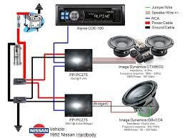 car audio amp wiring diagrams wiring diagram byblank