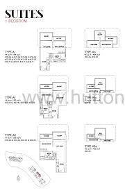 suites 1 bed j gateway j gateway suites 1 bedroom floor plans type a aa a1 a1a