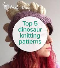 knitting pattern dinosaur jumper 5 dazzling dinosaur knitting patterns loveknitting blog