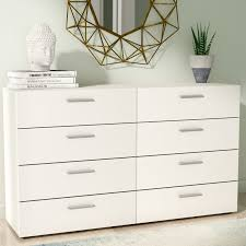 wayfair bedroom dressers white dresser 8 drawer wade logan hatboro reviews wayfair 11