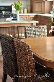 seagrass dining room chairs my mom u0027s new kitchen jennifer rizzo