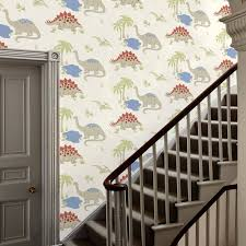 dinosaurs wallpaper laura ashley view large