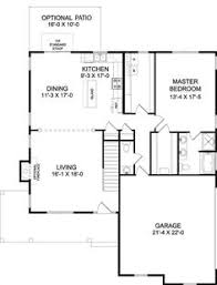 the southfork a slab house plan for gainesville ga house plans