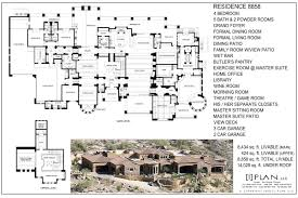 100 20000 square foot house plans single story incredible mansion