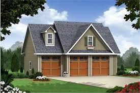 3 car detached garage plans craftsman garage with apartment plan 141 1251 1 bedrm 3 car