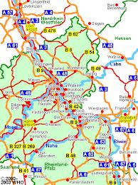 map germay station map germany frankfurt koln boppard rail express ic hbf