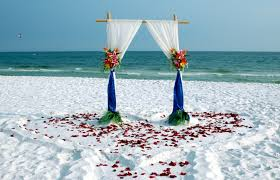 florida barefoot bamboo arbor beach wedding packages barefoot