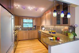 Ceiling Kitchen Lights Awesome Best Lighting For Kitchen Ceiling With Two Ways Decoration