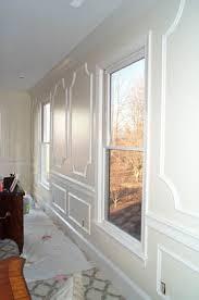 Decorative Wall Frame Moulding Luellen Manor Works