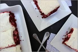 easy red velvet poke cake best ever cream cheese buttercream