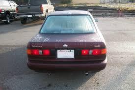 nissan sentra gxe 2000 bulldog 1995 1992 nissan sentragxe sedan 4d specs photos