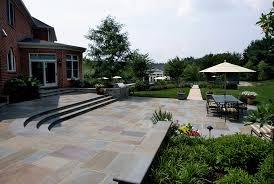Flagstone Patio Designs Flagstone Patio Designs Installing Flagstone Patio Maryland