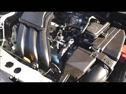 nissan micra starter motor 2014 nissan micra 1 2 petrol bare block engine hr12 youtube