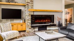 Realistic Electric Fireplace Insert by Is An Electric Fireplace Worth The Money Angie U0027s List