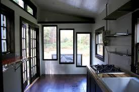 Tiny House On Gooseneck Trailer by The Phoenix U2014 Wind River Tiny Homes