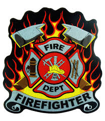 Country Flags Patches Fire Department Fire Rescue U0026 Firefighter Patches Embroidered