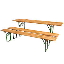 german beer garden table and bench german beer hall table benches hall bench and beer table