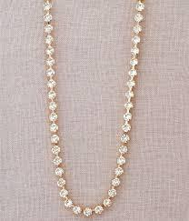 gold necklace swarovski images Rose gold diamond choker necklace swarovski crystal petite jpg