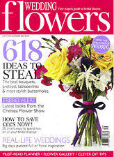 wedding flowers magazine wedding flowers magazine ebay