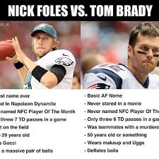 New England Patriots Memes - nfl memes new england patriots memes tom brady meme nick foles