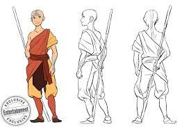 avatar airbender comic creators designs