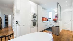 cuisine americaine appartement cuisine ouverte petit appartement comptoir de cuisine americaine