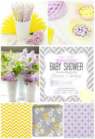 baby shower colors jessicas baby shower partyspiration board blurred babyshower