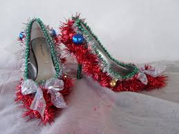 ooh lala tacky sweater shoes this etsy