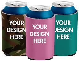personalized wedding koozies custom coolie cups table1 custom koozies personalized wedding
