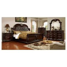 Marble Top Dresser Bedroom Set Sun U0026 Pine Walin Traditional Marble Top Dresser And Mirror Set