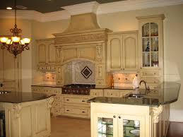 Kitchen Style Tuscan Kitchen Ivory Distressed Cabinets Tuscan - Tuscan kitchen sinks