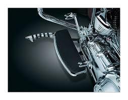 Motorcycle Footboards Kuryakyn Traditional Floorboard Flip Blade Highway Pegs For Harley