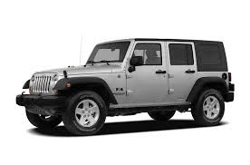 2007 jeep unlimited rubicon 2007 jeep wrangler unlimited rubicon 4dr 4x4 specs and prices